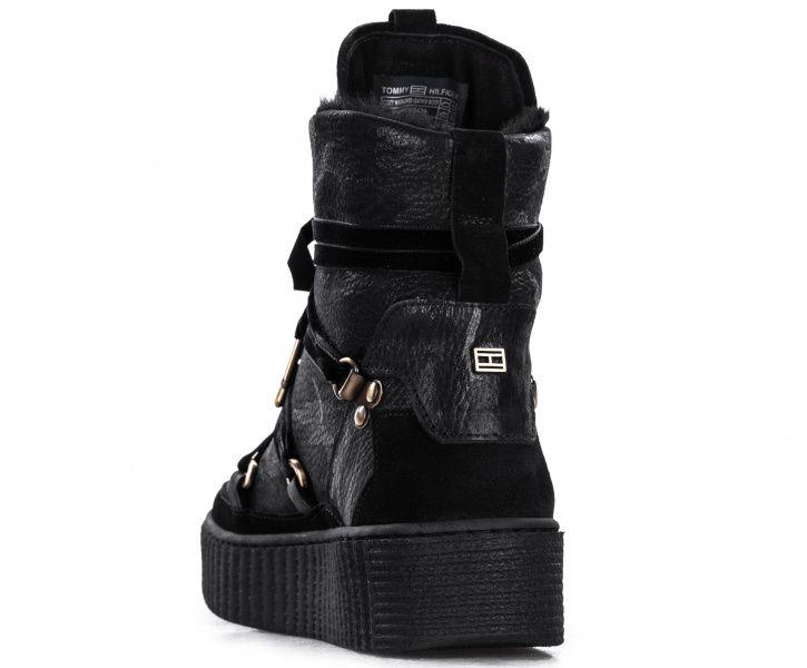 Черевики  жіночі Tommy Hilfiger TD1172 купити взуття, 2017