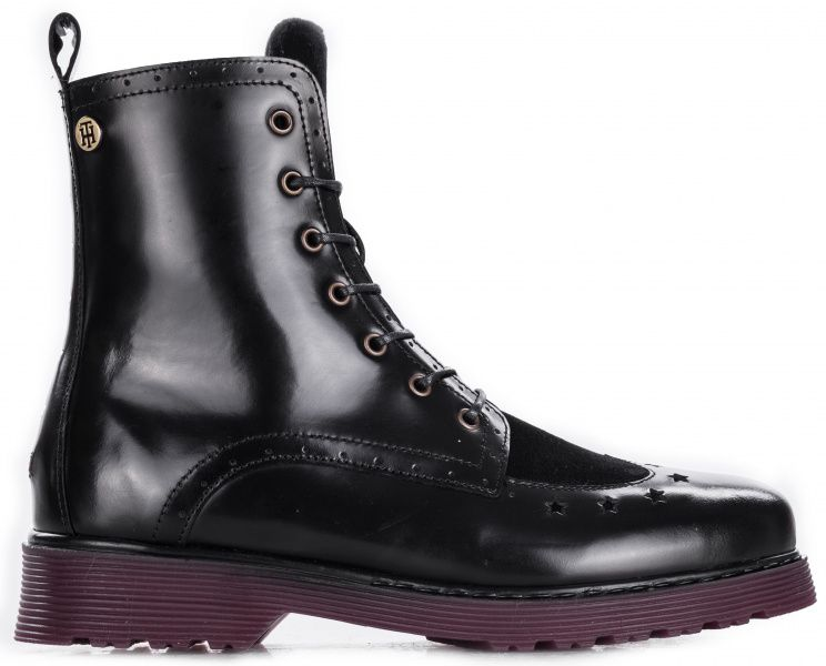 Купить Ботинки для женщин Tommy Hilfiger TD1174, Черный