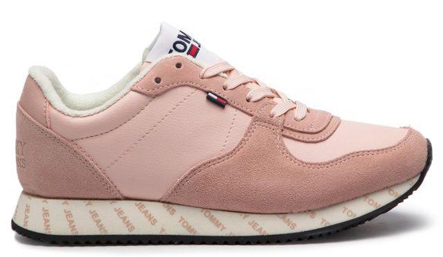 Купить Кроссовки женские Tommy Hilfiger TD1177, Розовый