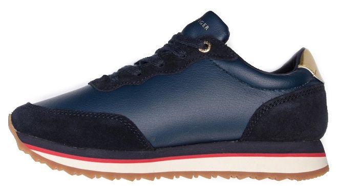Кроссовки женские Tommy Hilfiger TD1188 брендовая обувь, 2017