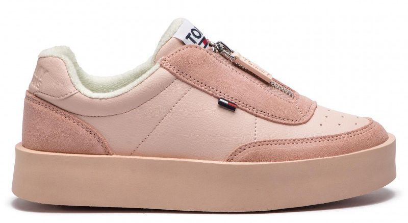 Купить Кроссовки женские Tommy Hilfiger TD1212, Розовый