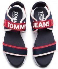 Сандалии женские Tommy Hilfiger TD1214 брендовая обувь, 2017