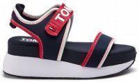 Сандалии женские Tommy Hilfiger TD1214 модная обувь, 2017