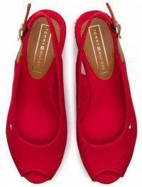 Босоножки женские Tommy Hilfiger TD1217 брендовая обувь, 2017