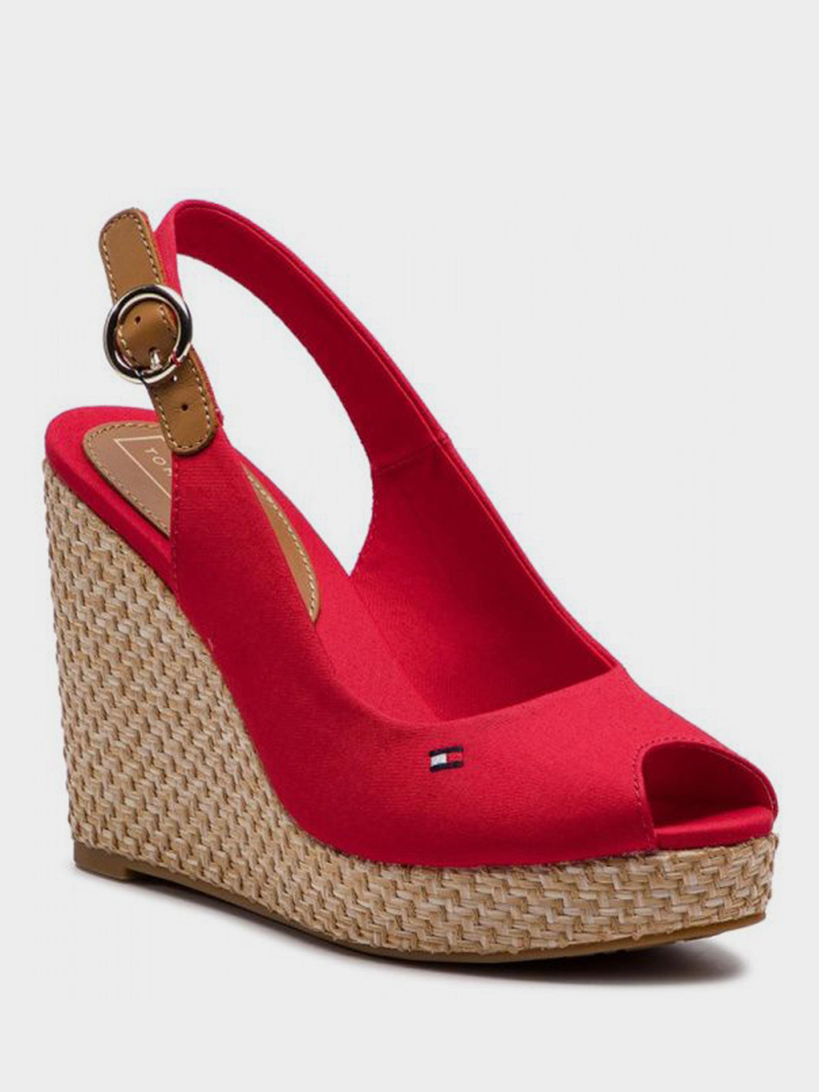 Босоножки женские Tommy Hilfiger TD1218 купить обувь, 2017