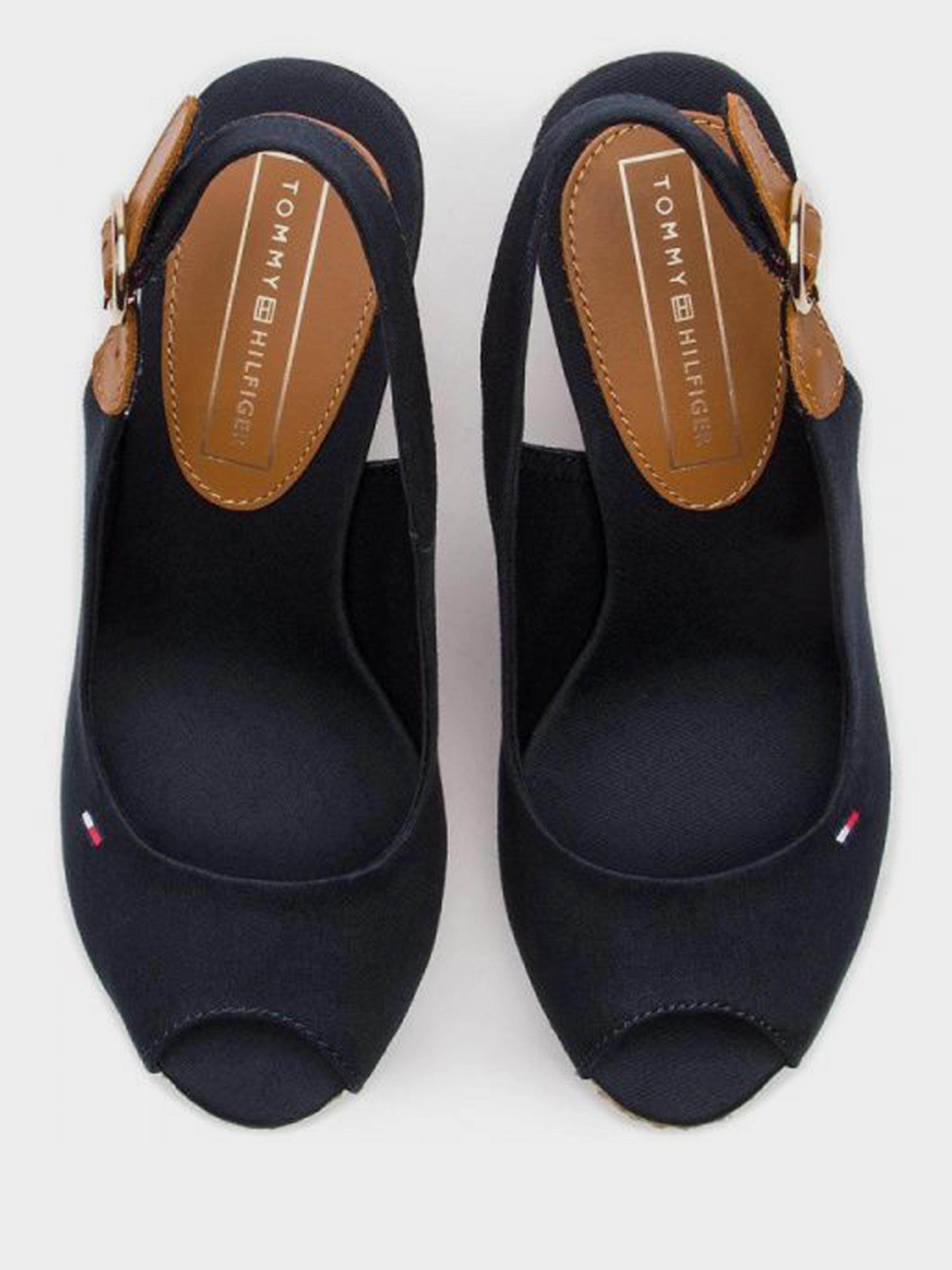 Босоножки женские Tommy Hilfiger TD1220 брендовая обувь, 2017