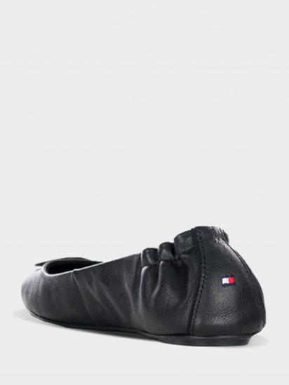 Балетки женские Tommy Hilfiger балетки жін. (36-41) FW0FW04073-990 обувь бренда, 2017