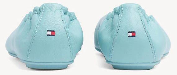 Балетки женские Tommy Hilfiger TD1225 модная обувь, 2017