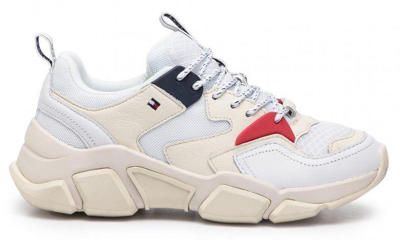 Купить Кроссовки женские Tommy Hilfiger кросівки жін. (36-41) TD1229, Белый