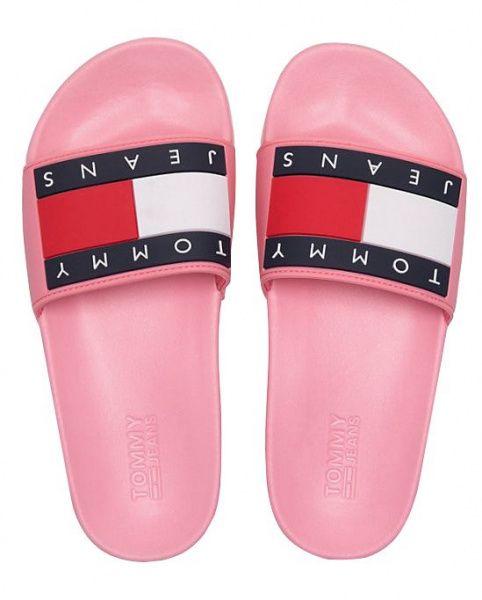 Шлёпанцы женские Tommy Hilfiger TD1240 брендовая обувь, 2017