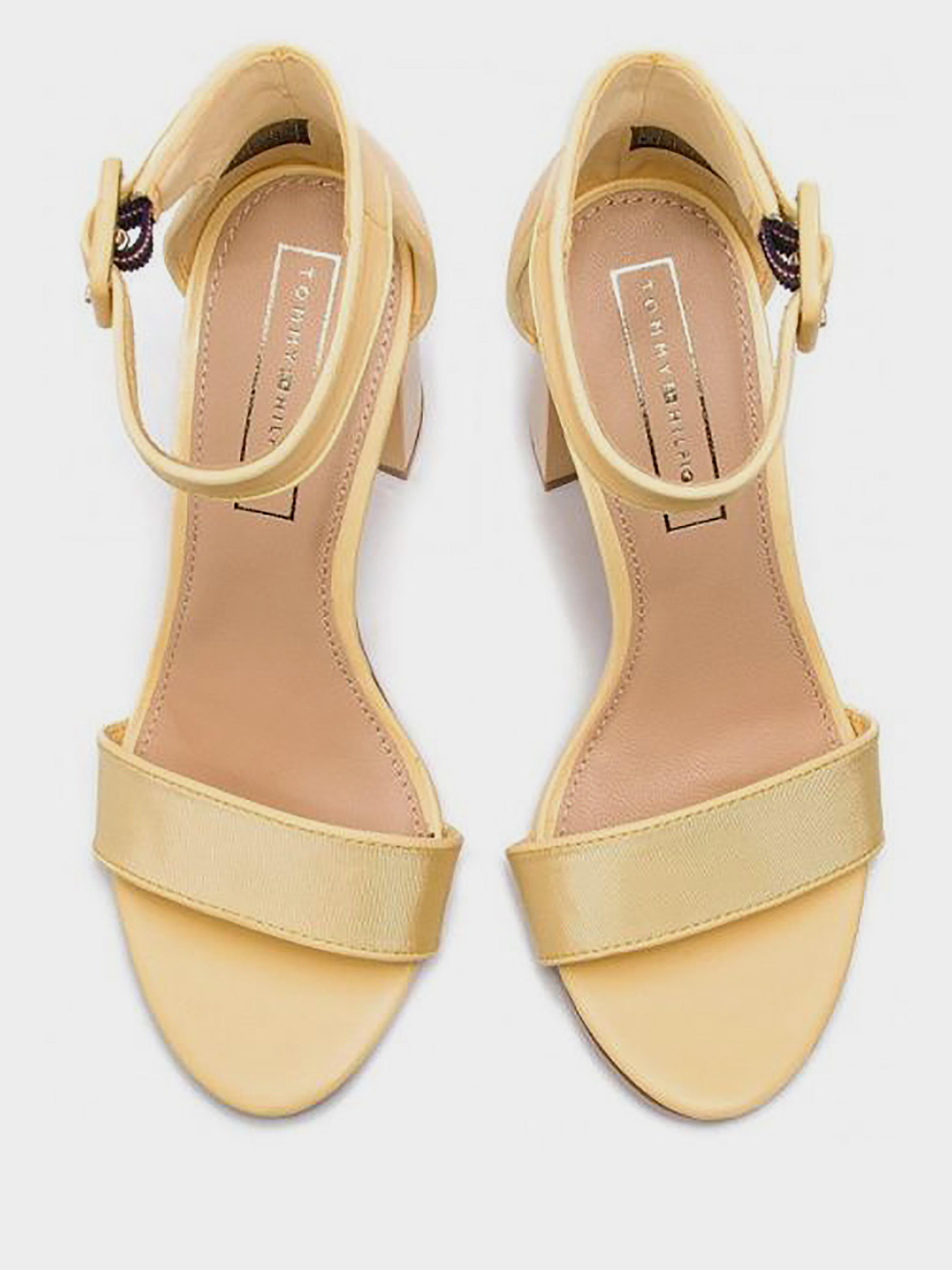 Босоножки женские Tommy Hilfiger TD1247 размеры обуви, 2017