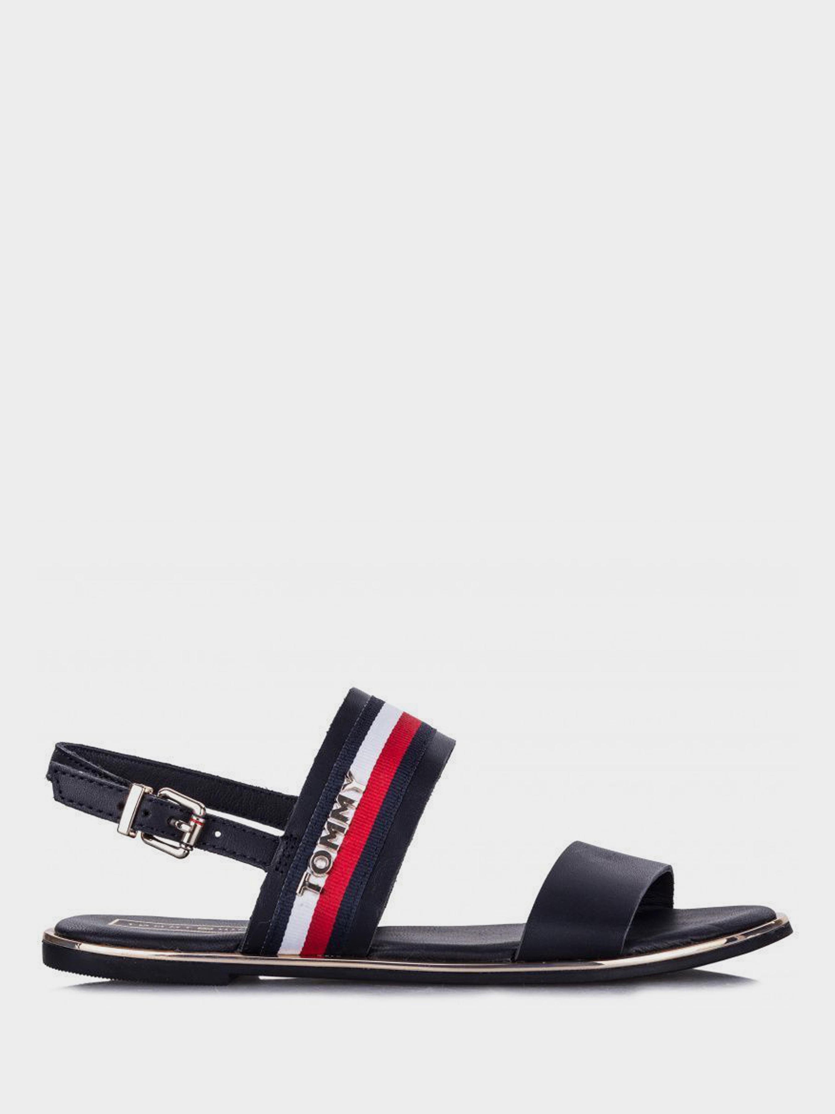 Сандалии женские Tommy Hilfiger TD1248 модная обувь, 2017