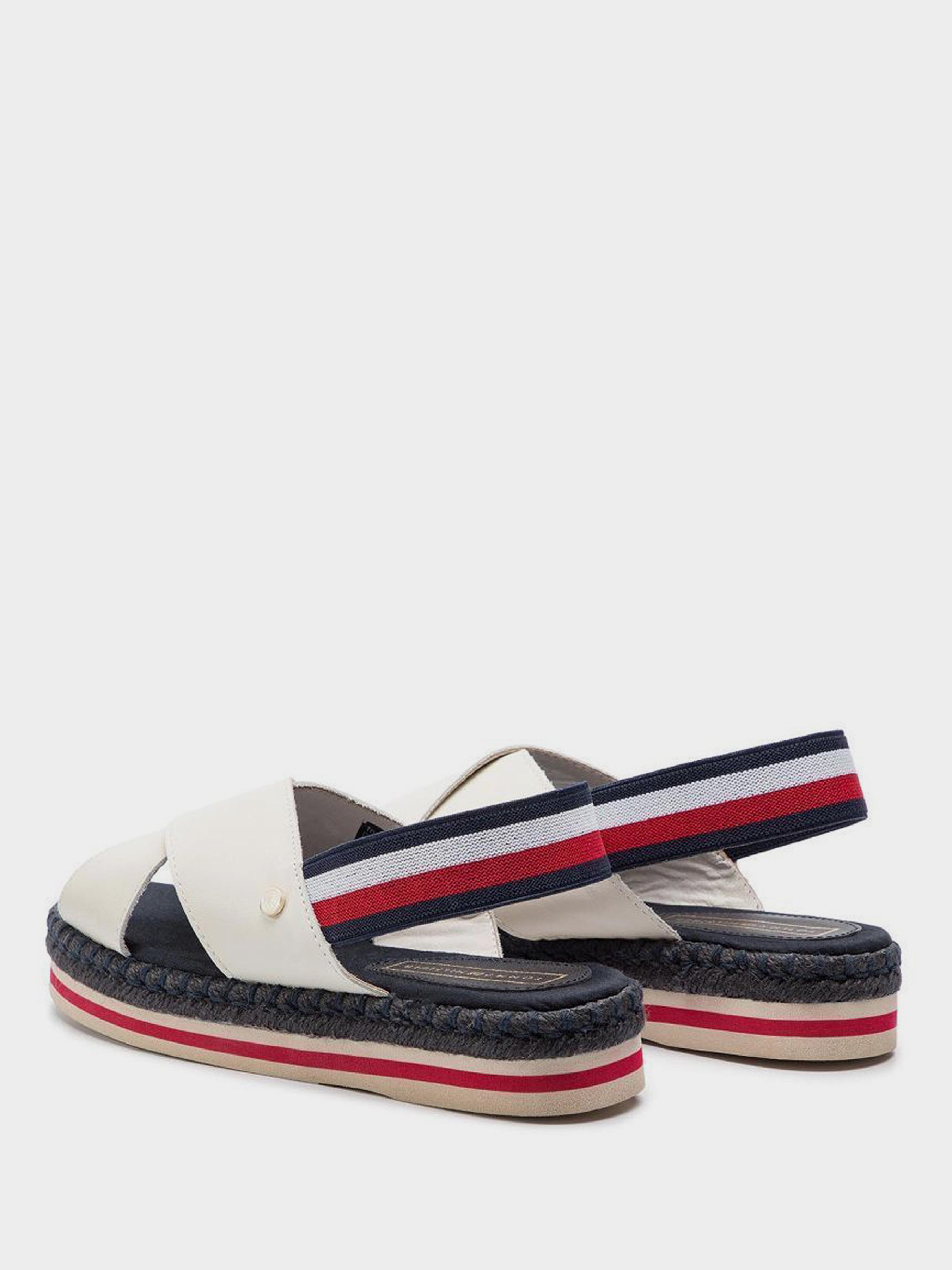 Сандалии женские Tommy Hilfiger TD1251 брендовая обувь, 2017