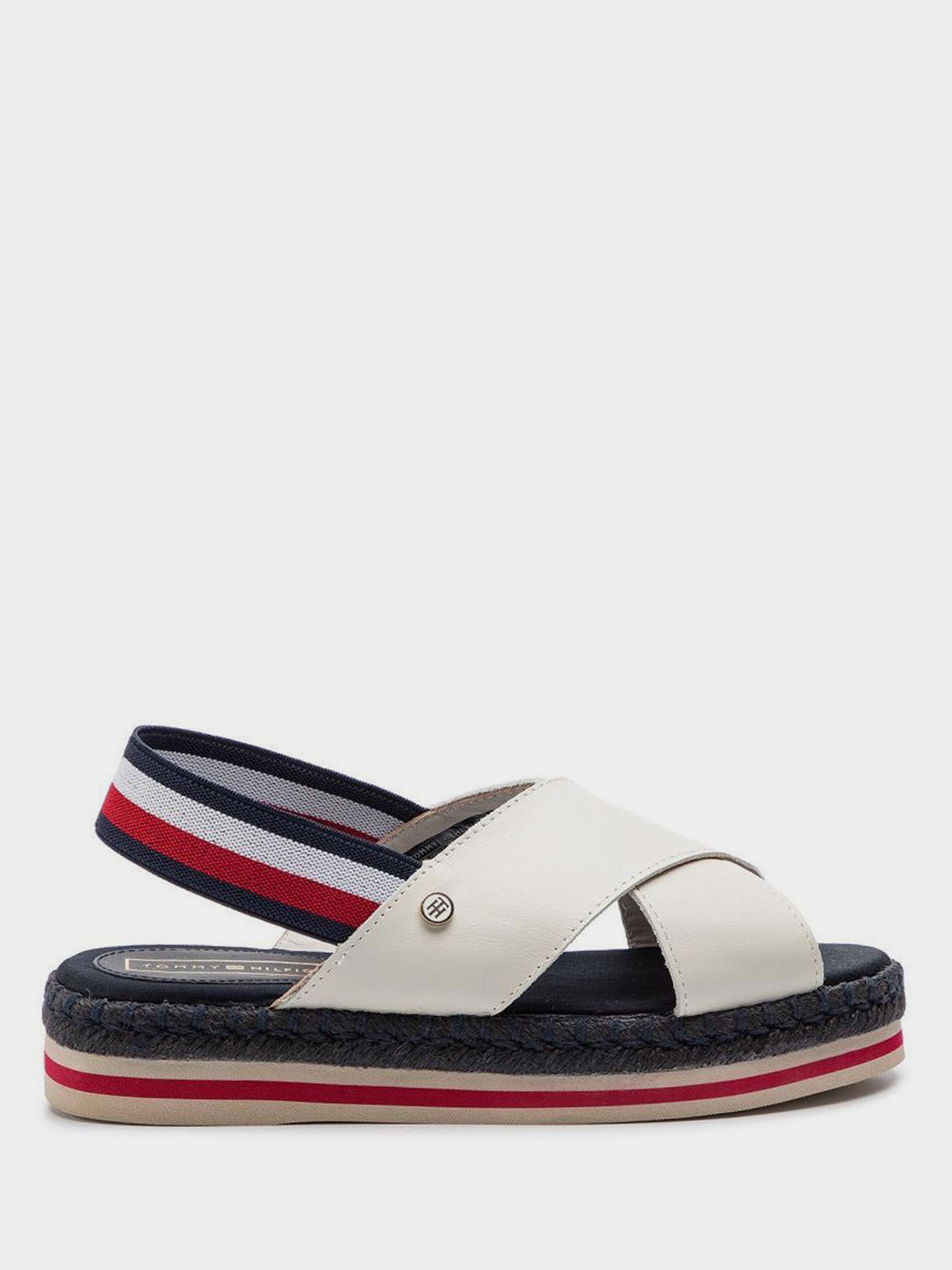 Сандалии женские Tommy Hilfiger TD1251 модная обувь, 2017