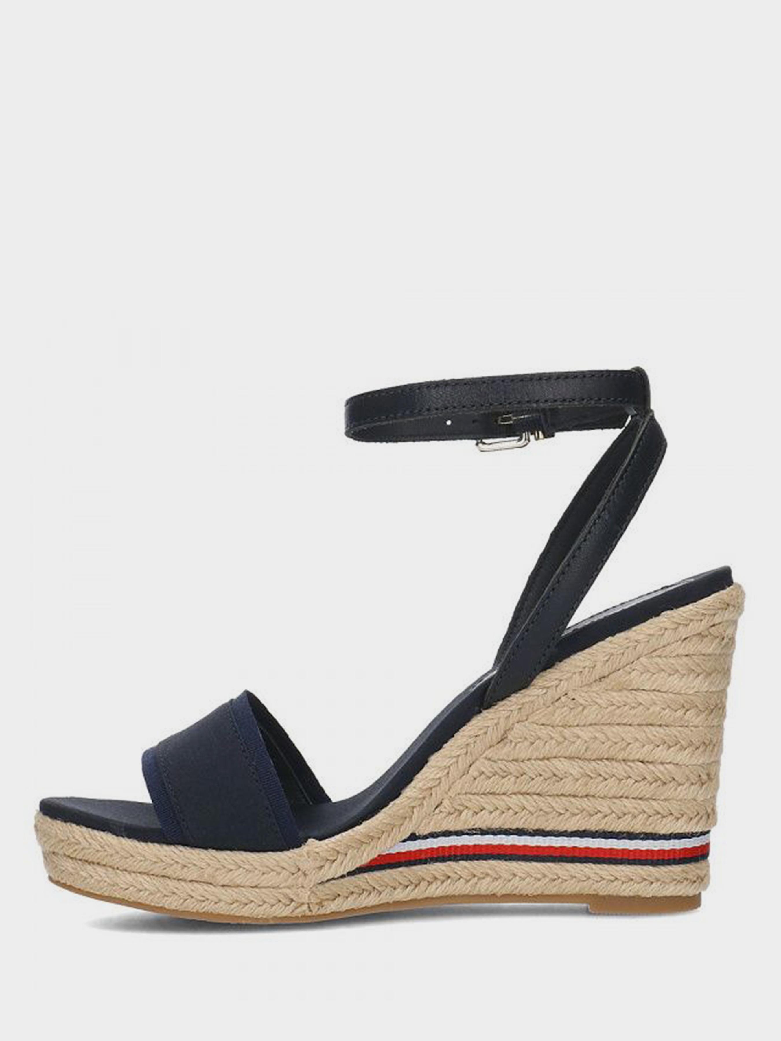 Босоніжки  жіночі Tommy Hilfiger TD1260 купити взуття, 2017