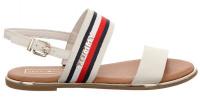 Сандалі  жіночі Tommy Hilfiger сандалі жін. (36-41) FW0FW04049-121 безкоштовна доставка, 2017