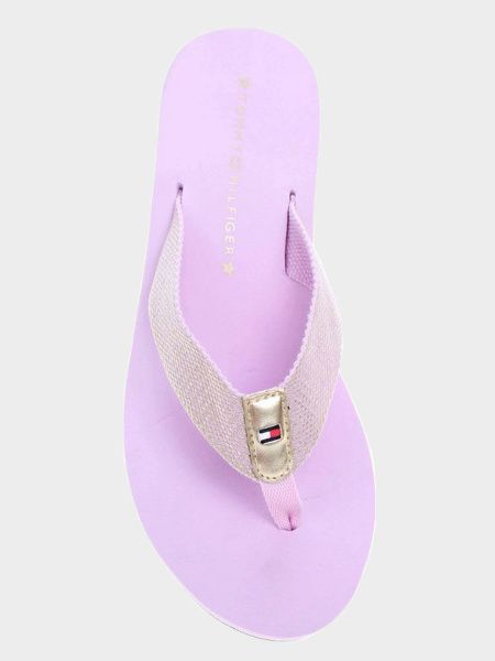 Шлёпанцы женские Tommy Hilfiger TD1276 брендовая обувь, 2017