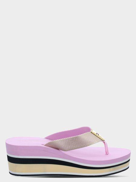 Шлёпанцы женские Tommy Hilfiger TD1276 модная обувь, 2017