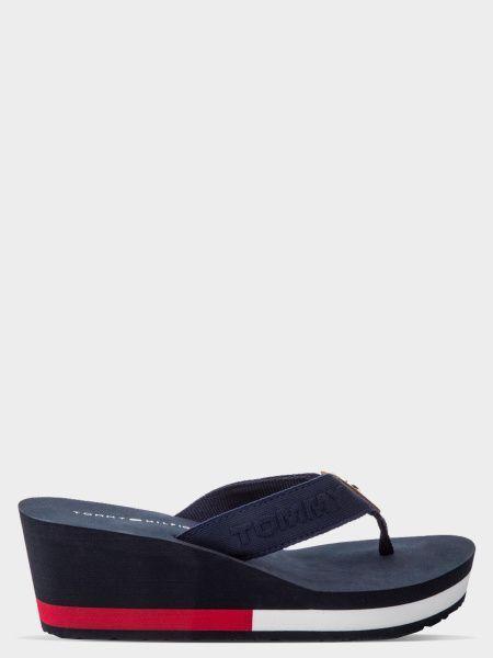 Шлёпанцы женские Tommy Hilfiger TD1280 модная обувь, 2017