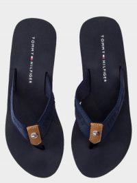 Шлёпанцы женские Tommy Hilfiger TD1280 брендовая обувь, 2017