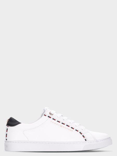 Купить Полуботинки женские Tommy Hilfiger TD1297, Белый
