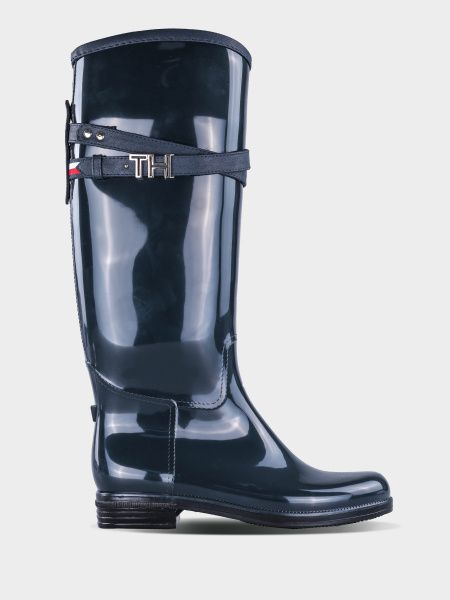 Сапоги для женщин Tommy Hilfiger TH HARDWARE TD1331 купить, 2017