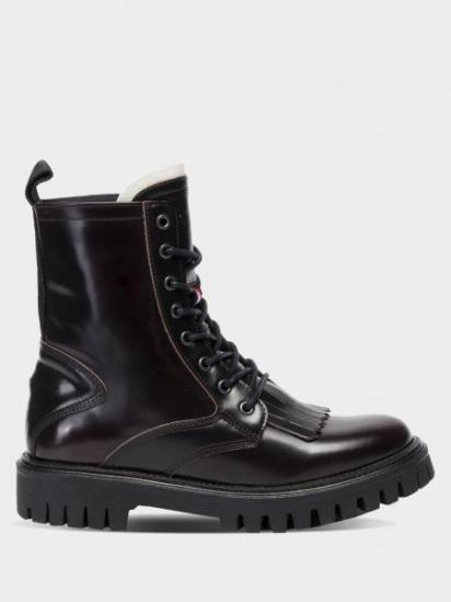 Сапоги для женщин Tommy Hilfiger ICONIC FW0FW04494-GBY брендовая обувь, 2017