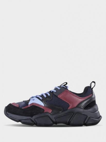 Кроссовки для женщин Tommy Hilfiger SPORTY MONOGRAM TD1354 размерная сетка обуви, 2017