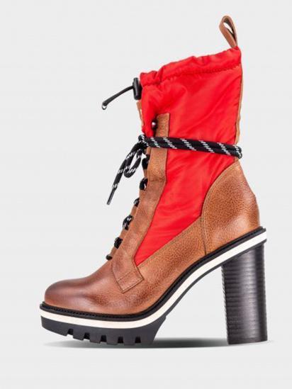 Сапоги для женщин Tommy Hilfiger FASHION WINTER TD1367 модная обувь, 2017