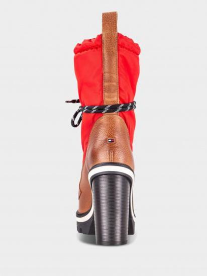 Сапоги для женщин Tommy Hilfiger FASHION WINTER TD1367 фото, купить, 2017