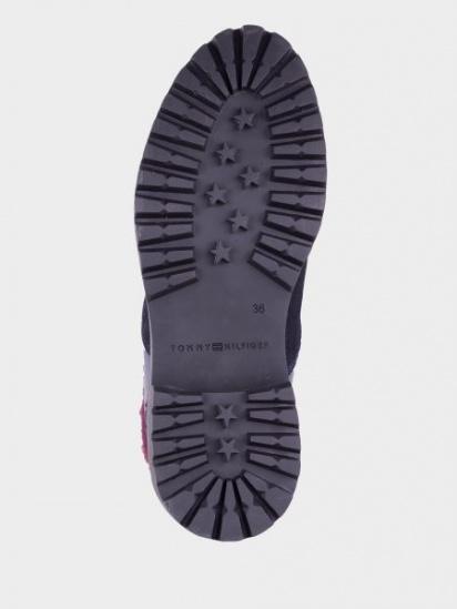 Ботинки для женщин Tommy Hilfiger HILFIGER EXPEDITION TD1371 примерка, 2017