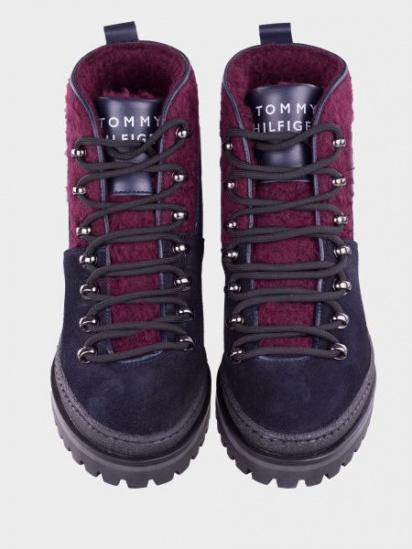 Ботинки для женщин Tommy Hilfiger HILFIGER EXPEDITION TD1371 выбрать, 2017