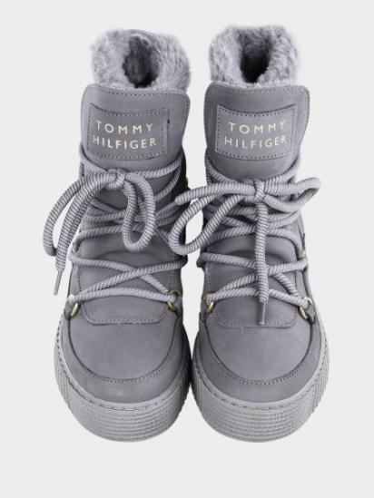 Чоботи Tommy Hilfiger - фото