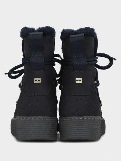 Сапоги для женщин Tommy Hilfiger WARMLINED CLASSIC TD1375 размерная сетка обуви, 2017