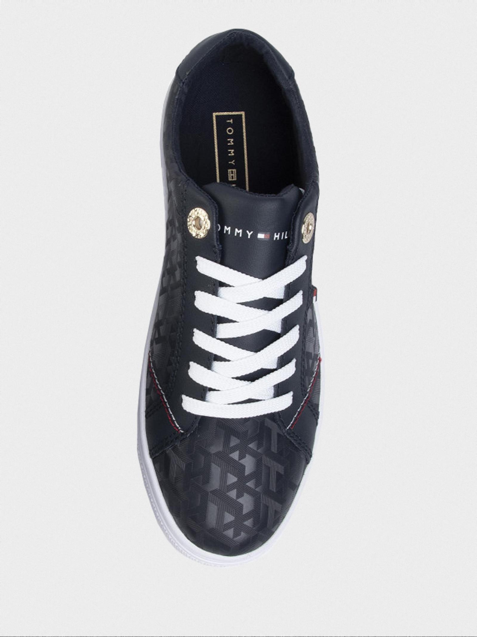 Полуботинки для женщин Tommy Hilfiger TOMMY TD1402 брендовая обувь, 2017