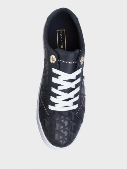 Кеди  для жінок Tommy Hilfiger TOMMY FW0FW04602-DW5 модне взуття, 2017