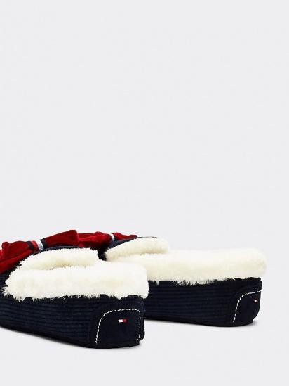Тапки для женщин Tommy Hilfiger TD1415 брендовая обувь, 2017