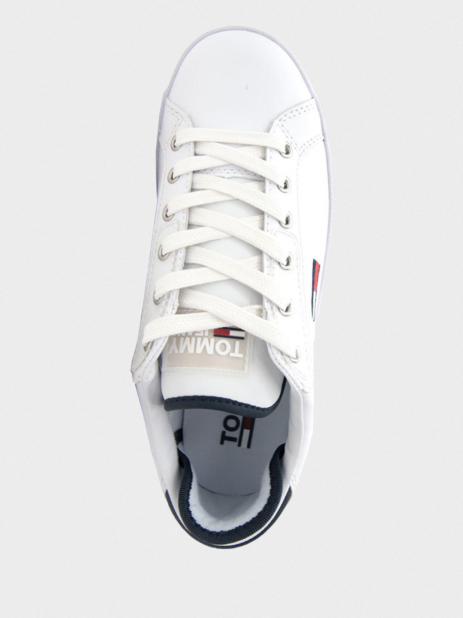 Полуботинки для женщин Tommy Hilfiger TOMMY JEANS TD1417 размерная сетка обуви, 2017