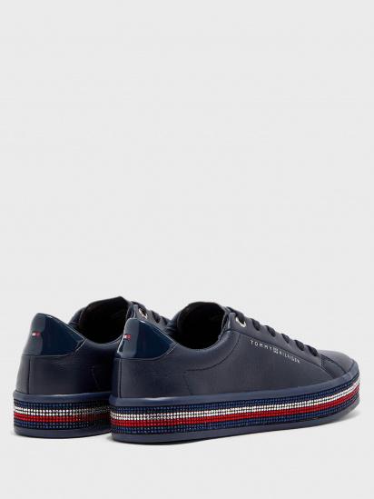 Полуботинки для женщин Tommy Hilfiger TOMMY TD1428 цена обуви, 2017
