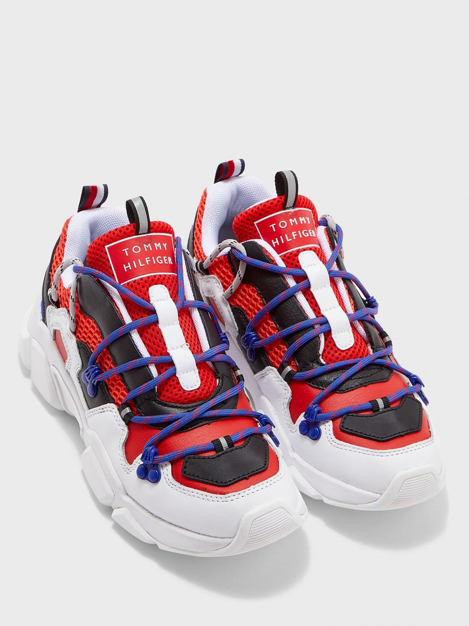 Полуботинки для женщин Tommy Hilfiger CHUNKY TD1433 цена обуви, 2017