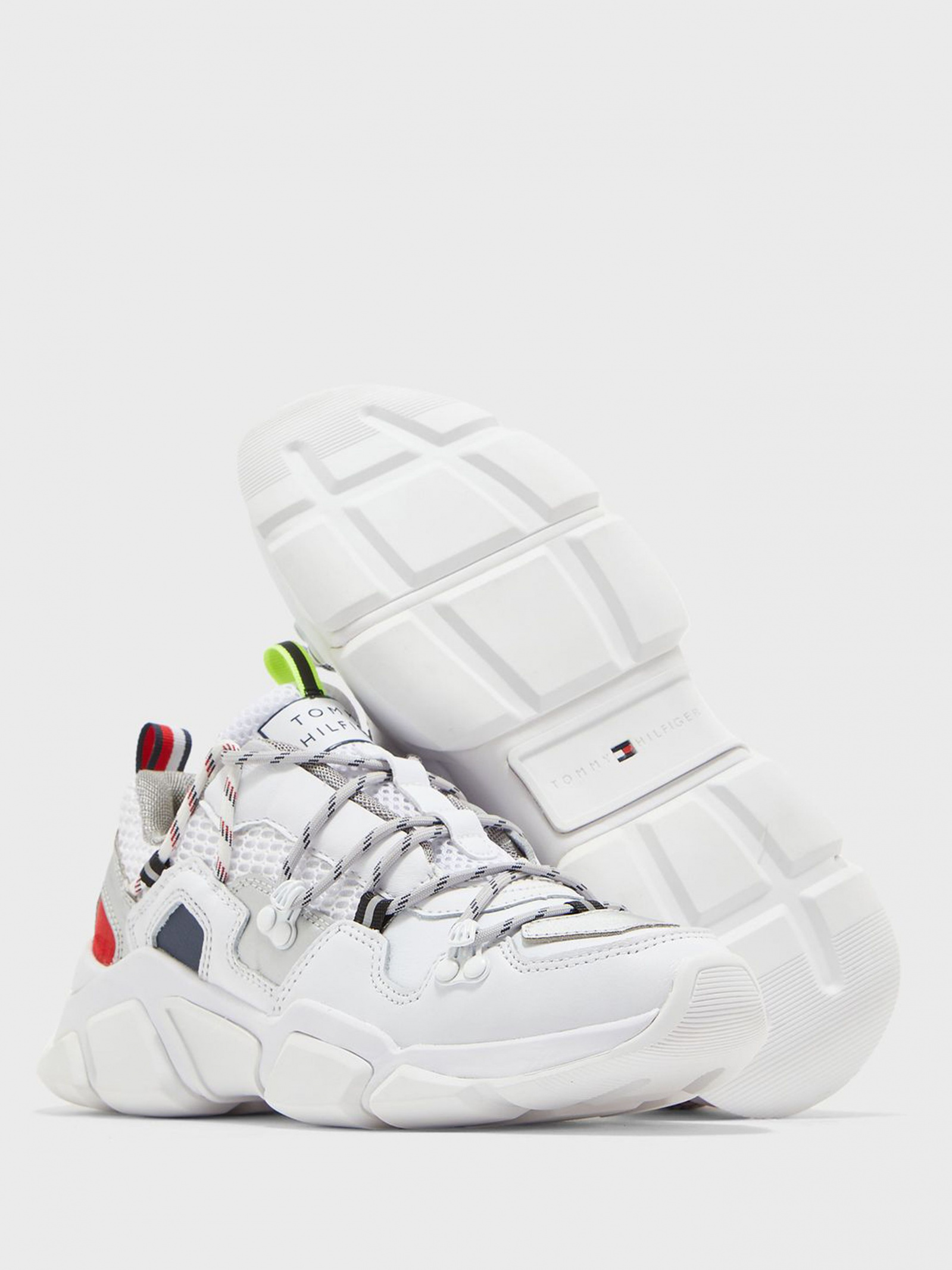 Полуботинки для женщин Tommy Hilfiger CHUNKY TD1434 брендовая обувь, 2017
