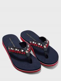 Шлёпанцы для женщин Tommy Hilfiger TH FLAG TD1435 цена обуви, 2017