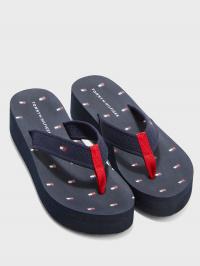 Шлёпанцы для женщин Tommy Hilfiger TH FLAG TD1436 цена обуви, 2017