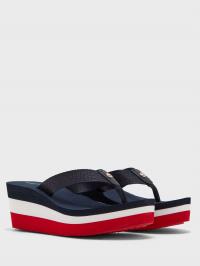 Шлёпанцы для женщин Tommy Hilfiger CORPORATE TD1437 цена обуви, 2017