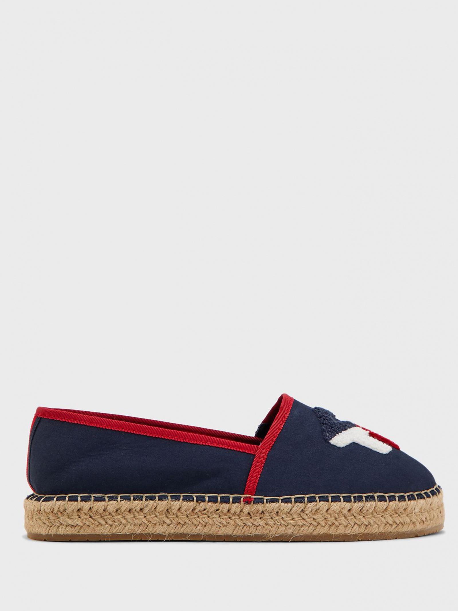 Балетки женские Tommy Hilfiger TH TD1438 брендовая обувь, 2017