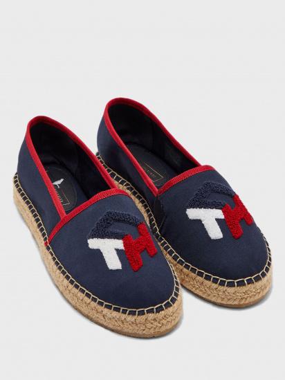 Балетки женские Tommy Hilfiger TH TD1438 купить обувь, 2017
