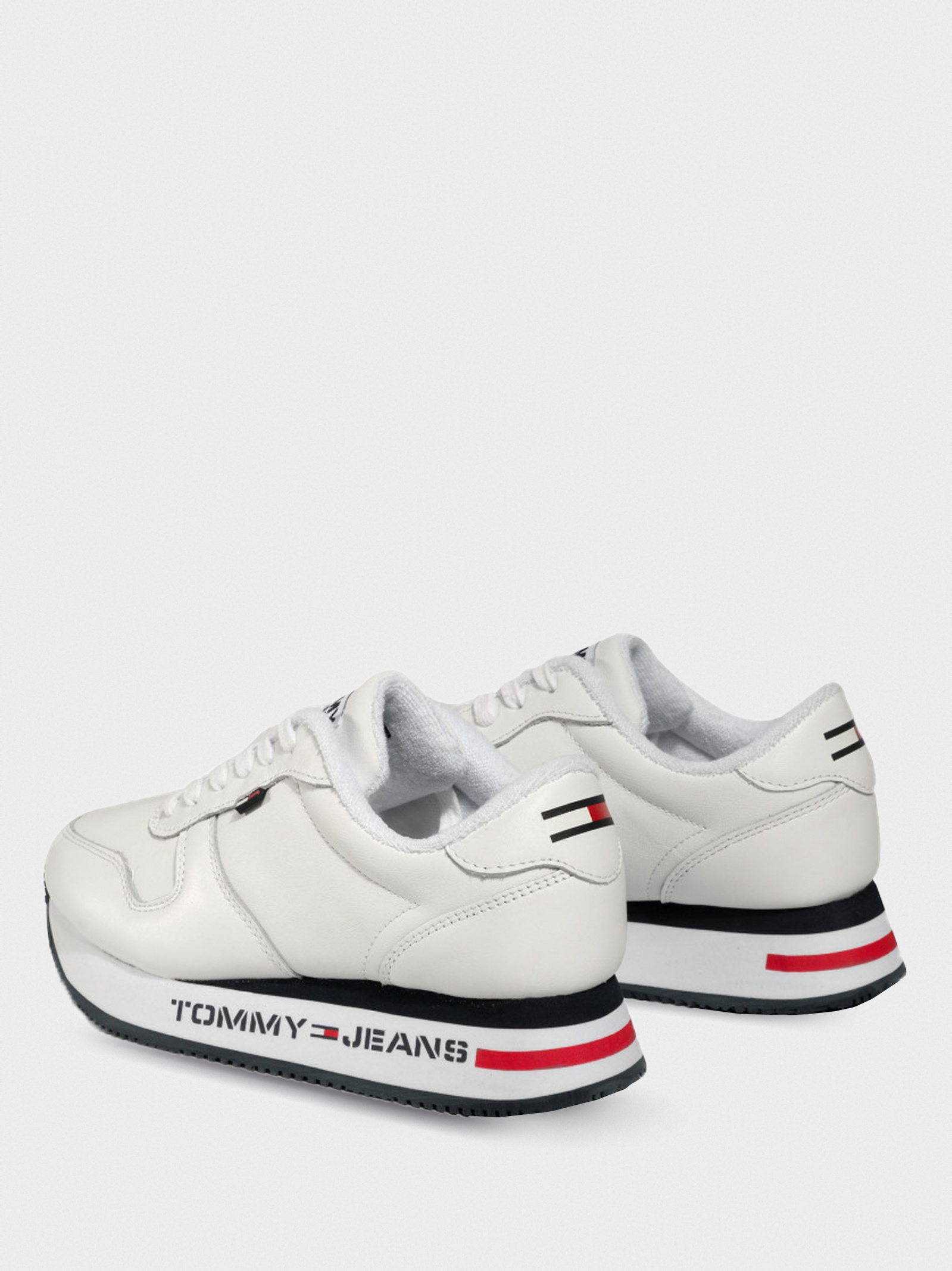 Кросівки  жіночі Tommy Hilfiger FLATFORM RUNNER SNEAKER EN0EN00778-YBS вибрати, 2017
