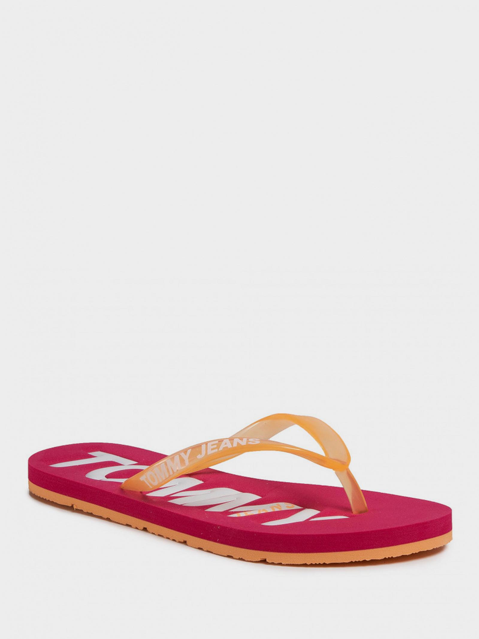 Шльопанці  для жінок Tommy Hilfiger EN0EN00849-XIF брендове взуття, 2017