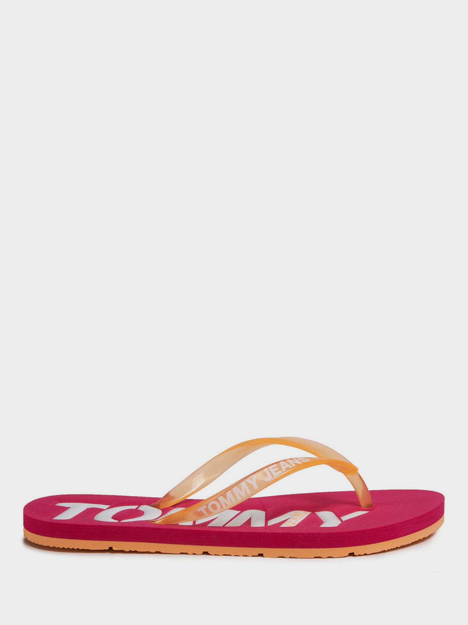 Шльопанці  для жінок Tommy Hilfiger EN0EN00849-XIF фото, купити, 2017