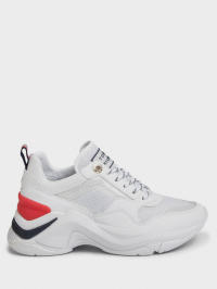 Кроссовки для женщин Tommy Hilfiger INTERNAL WEDGE SPORTY SNEAKER FW0FW04704-YBS купить онлайн, 2017